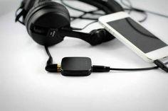 Audiobiscuit. El Uamp es un pequeño amplificador que te ayuda a aumentar la potencia de tu señal de audio. UAMP Amplifier. Diseñador: Uamp
