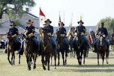 Fort Concho is a National Historic Landmark owned and operated since 1935 by the city of San Angelo, the seat of Tom Green County in West Texas