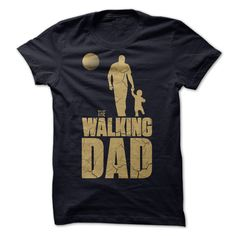 View images & photos of The Walking Dad t-shirts & hoodies