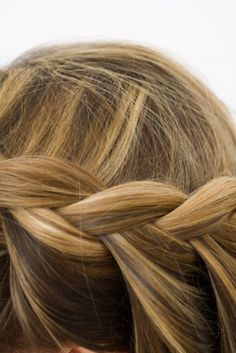 If you have shoulder-length hair or longer and you are tired of pulling your hair back into a regular french braid, you may want to give the inside-out french braid a try. This...
