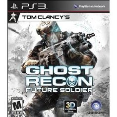 Ghost Recon: Future Soldier Playstation 3 Review