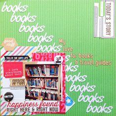 Danielle de Konink, DT Life.Paper.Scrapbook. - February Mood Board challenge. Elle's Studio Everyday Moments collection, from Paper Issues #lifepaperscrapbook #ellesstudio #paperissues