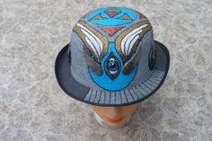 Eion bowler hat - front