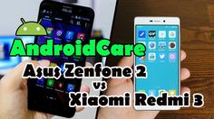 Xiaomi Redmi Note 3 VS Asus Zenfone 2 4GB Comparison