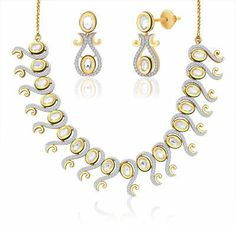 There are so many online shopping stores in India to buy #jewellery. Infibeam is the most popular online store which has the best designer gold  jewellery for women at lowest price in India. Indian #goldjewellery designs are famous in all over the world. You will get various gold jewellery like #earrings, #necklace, #ring, #pendant & more with free shipping in India..
