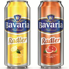 Dutch brewer Bavaria has launched two new low-alcohol beers, which it claims have been inspired by the sport of cycling.