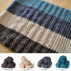 Cuppa Tea Cowl Knitting Kit