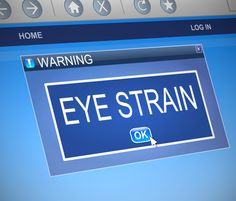 Spare the Glare: Technology That Can Help Prevent Repetitive Eye Strain Injuries