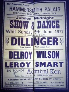 Midnight Show, British Punk, Mick Jones, New Freedom, Joe Strummer, Show Dance, The Golden Years, The Clash