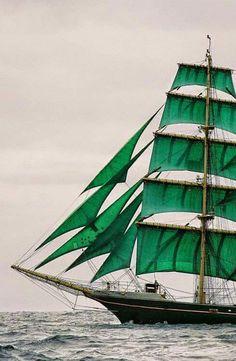 www.pinterest.com/1895gunner/ | Tall ship …