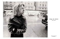 Léa Seydoux & Michael Pitt for Rag & Bone FW 13.14 Campaign by Glen Luchford 1