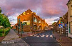 Inschrijfbureau Sittard Run, Petrusschool Sittard.