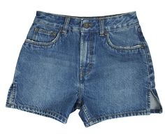Our Medium Indigo shorts are the ultimate denim hotpants.