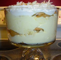 Sweet Tea and Cornbread: White Chocolate Caramel Banana Pudding and other Best Dishes First