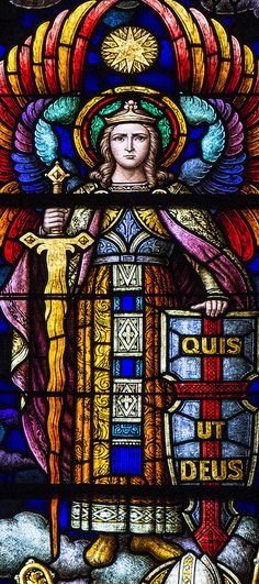 """Quis Ut Deus 