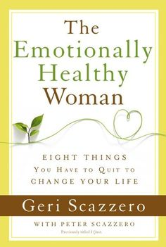 According to author Geri Scazzero, becoming an emotionally healthy woman begins by quitting eight unhealthy ways of relating. When you stop pretending everything is fine and summon the courage to quit that which does not belong to Jesus' kingdom, you will be launched on a powerful journey—one that will bring you true peace and freedom.