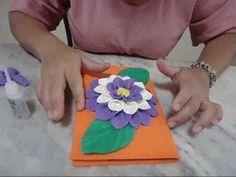 cuaderno decorado para  el dia de las madres