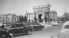 Beyazıt (1950'ler) #istanbul #istanlook #birzamanlar #oldpics