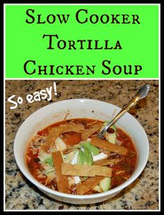 Crock Pot Tortilla C
