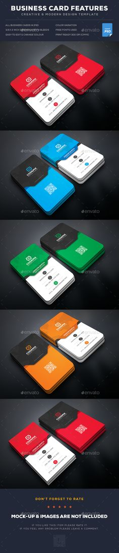 Soft Corporate Business Card Template PSD. Download here: http://graphicriver.net/item/business-card/16898092?ref=ksioks
