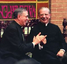 San Josemaría y Don Álvaro del Portillo