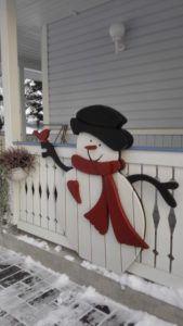 Christmas Snowman Idea
