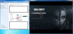 For users who have less then 6gb ram with Call of Duty Ghost RAM Fix remove restriction and can run with 2gb ram