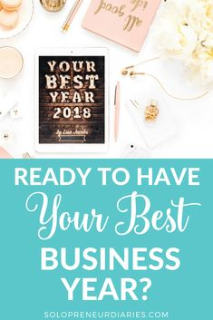 Ready to have your best business year? You need the right tools. This guide will help you create your 2018 business plan. | Small Business Tips | Entrepreneur | Goal Setting | Stay Focused #smallbusiness