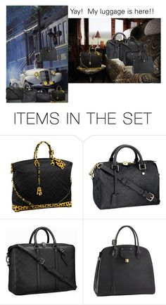 """Finally my luggage is here!"" by stephanielee4 ❤ liked on Polyvore featuring art"