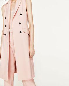 Obrázok 4 z DLHÁ VESTA od spoločnosti Zara