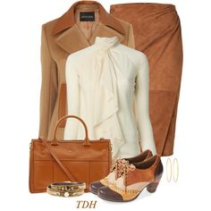 """""""Peacoat"""" by talvadh on Polyvore; LOVE the shoes!"""