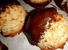 Tres Leches Coconut Macaroons #justapinchrecipes