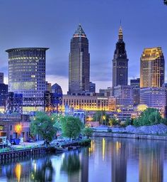 Cleveland, Ohio- One of my favorite places to visit, home of my 2nd family.