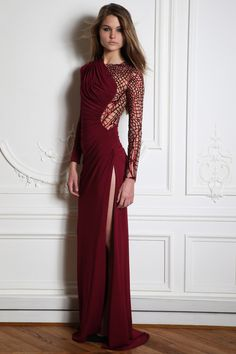 Zuhair Murad | Fall 2014 Ready-to-Wear Collection | Style.com