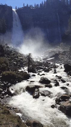 cinemagraph gif video cinemagraph first oc try yosemite
