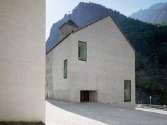 Durrer Linggi Architekten / Stockalperturm Gondo / Sonstige Bauten