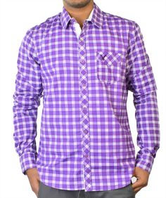 40% discount on American Eagle- Purple Cotton Shirt at 99 labels