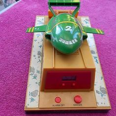 #Thunderbirds #alarm #clock.,  View more on the LINK: 	http://www.zeppy.io/product/gb/2/121984691241/