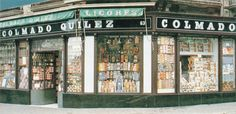 Colmado Quilez on the corner of Rambla Catalunya and C/ Aragó is almost an institution in the city. Lafuente chain of colmados (grocery shops) is primarily focused on distilled beverages and stocks an impressive range of different varieties as well as a selection of gourmet foods