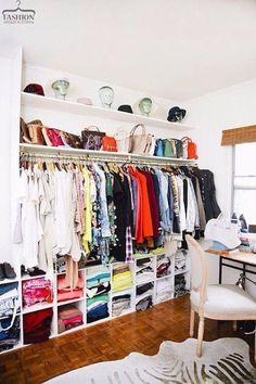 Новости Closet Wall, Closet Rooms, Closet Office, Closet Tour, Closet Vanity, Spare Room Walk In Closet, Closet Space, Master Closet, Attic Closet