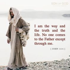 bible verse wallpaper - Jesus the way and truth for the life Bible Verses Quotes, Jesus Quotes, Bible Scriptures, Holy Quotes, Jesus Bible, Faith Quotes, Book Of Life, The Life, Christian Faith