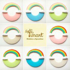Apostila Guirlanda Arco-Iris Gratuita! Bichinhos não inclusos. Pegue o seu na loja oficial (clique em visitar ou acesse www.timart.com.br/loja).  Mais informações na página do produto na loja.