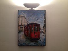 Tram from Milan