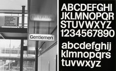 The (Mostly) True Story of Helvetica and the New York City Subway