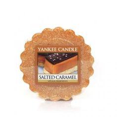 Burnt sugar,sea salt, and smooth vanilla caramel | New - rub and smell in Yankee Candles new fall catalog.