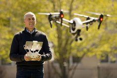Joyce M. Rosenberg: Drones open new vistas for small businesses