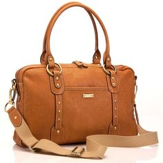elizabeth shoulder sak in camel