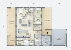 House Blueprints, Own Home, House Plans, Floor Plans, Flooring, How To Plan, Architecture, Interior, Buildings
