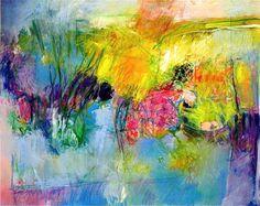 """Nature Vivnte"": Oil on canevas  130x162 cm"