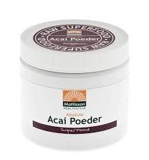 Absolute Acai Poeder Bio in de Weekend Aanbieding :-)   #superfood #orac #bio #acai #naturalgoodies Superfood